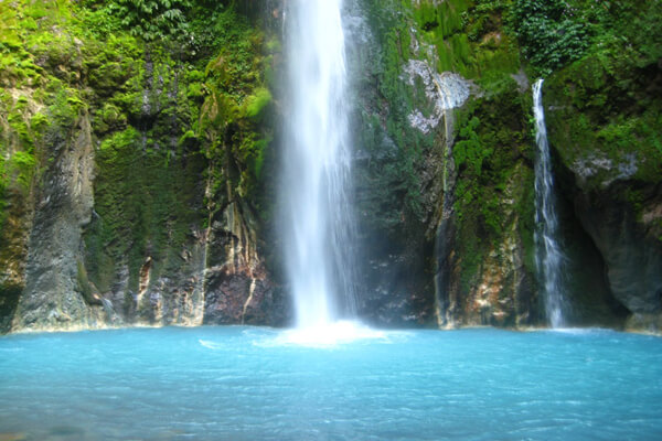 Sendanggile waterfall