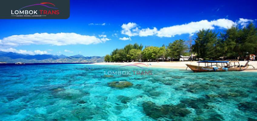 indahnya pulau lombok