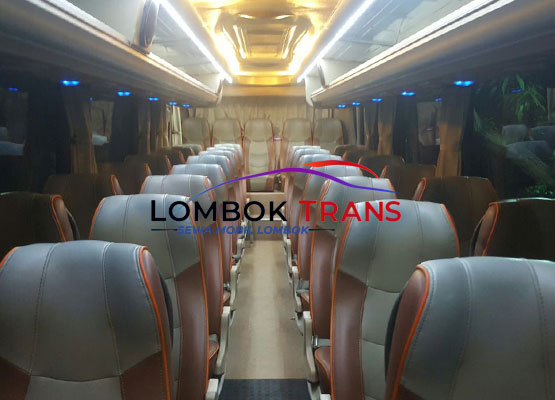 interior medium bus lomboktrans