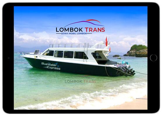 speedboat gili lombok trans